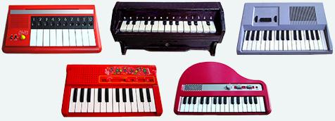 UVI Toy Suite | Organ Basic