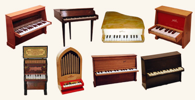 UVI Toy Suite | Toy Pianos and Keys