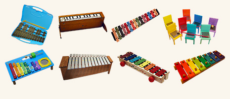 UVI Toy Suite | Xylophone and Metal