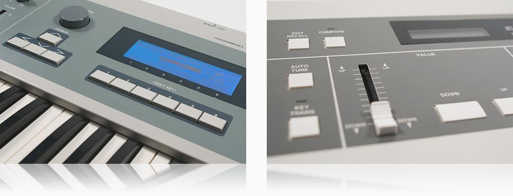 UVI UVX670 | VX600 and AX73