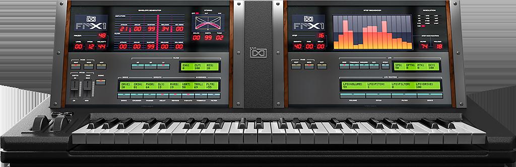 UVI FMX1 | Machine