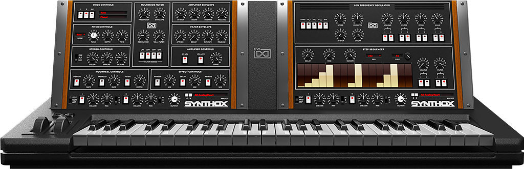 UVI Vintage Legends - Vintage Synths Library