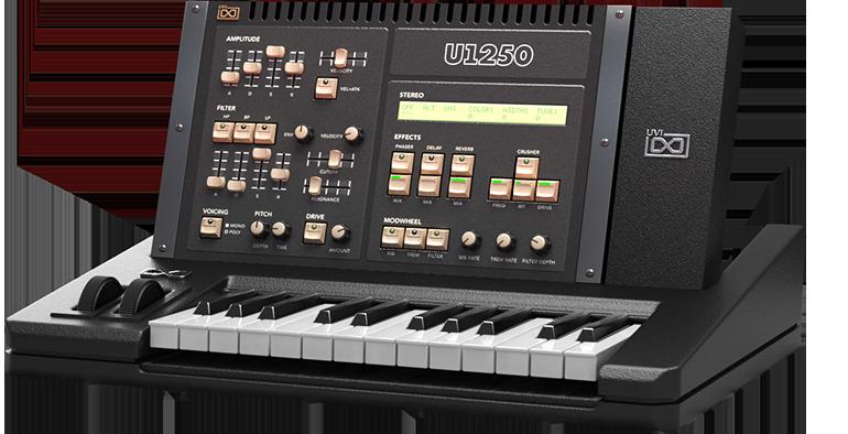 UVI U1250 | Machine