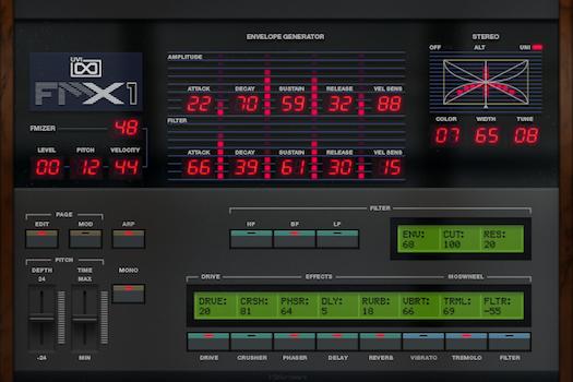 FMX1 - Edit GUI