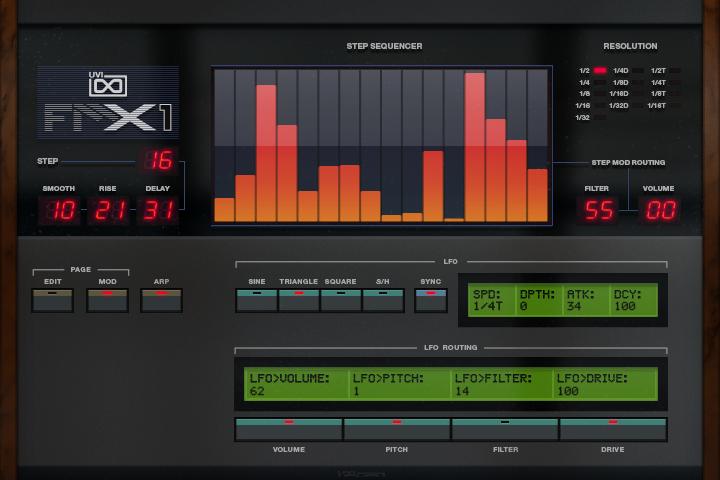 FMX1 - MOD GUI