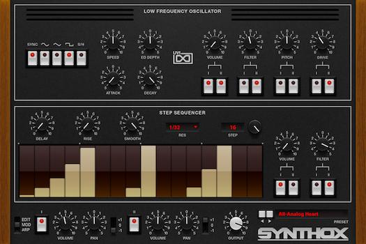 Synthox - MOD GUI