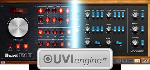 UVI Vintage Vault 2 | UVI Engine