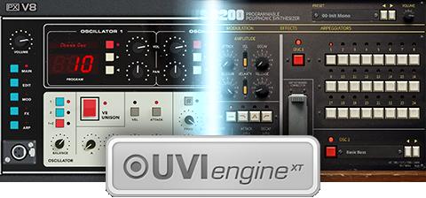 UVI Vintage Vault 3 | UVI Engine