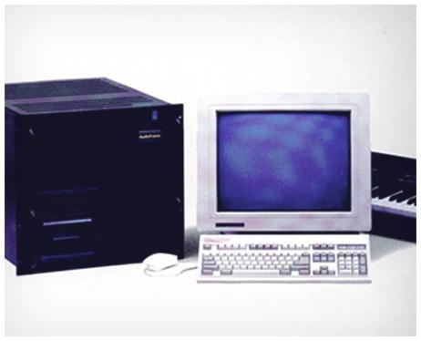 UVI WaveFrame | Machine