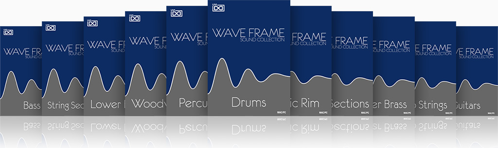 UVI WaveFrame | Collection