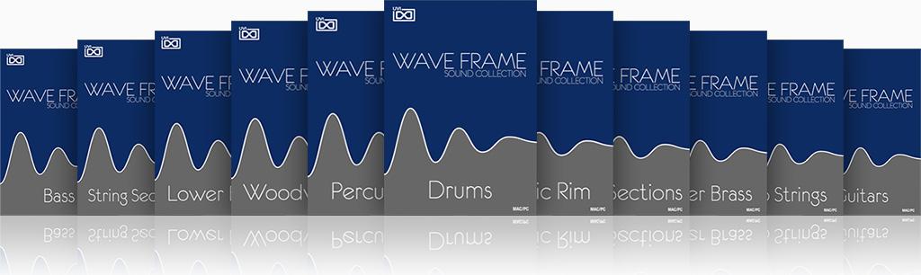 UVI WaveFrame | Collection