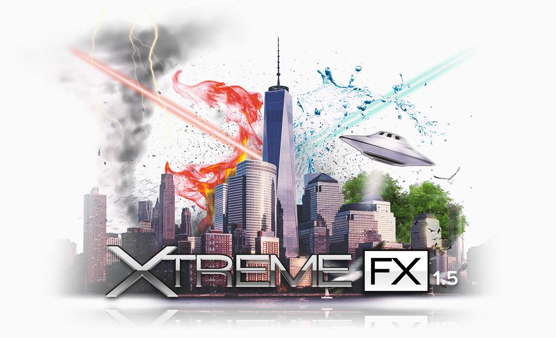 UVI Xtreme FX | Splash