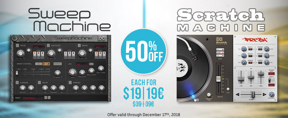 Deal SweepMachine & Scratch Machine