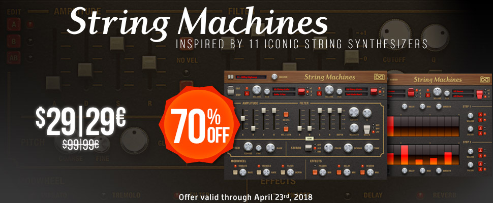 Deal String Machines