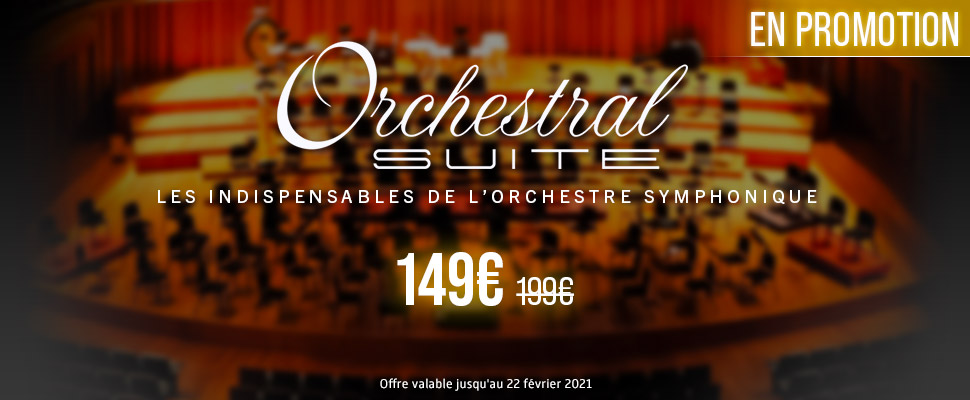 Deal Orchestral Suite