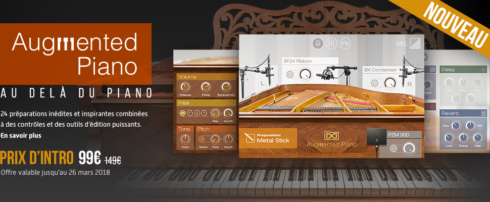 Augmented Piano IP