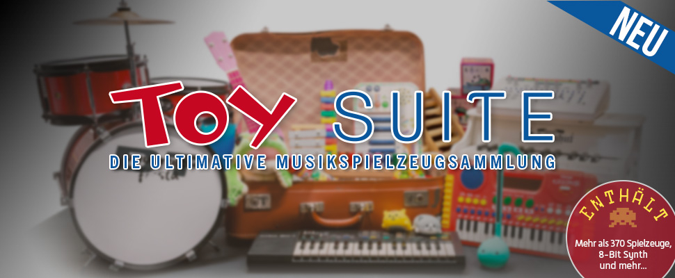 Toy Suite - New