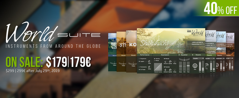 World Suite Deal