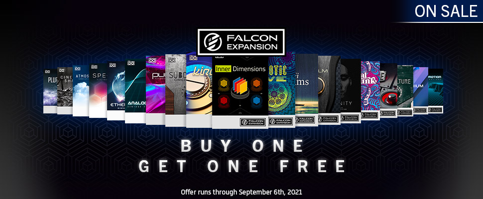 Deal Falcon Expansions