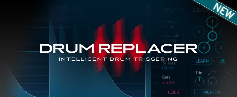 Drum Replacer - New