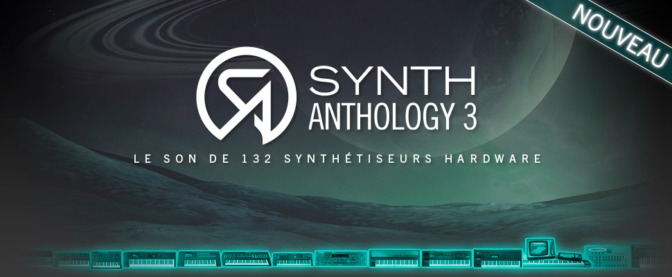 Introducing Synth Anthology 3