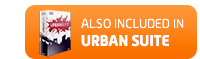Included in Urban Suite!